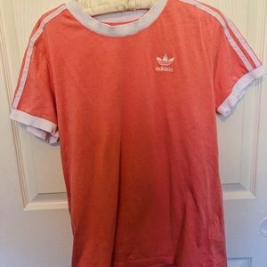 Adidas Coral Tee Size XS from Tillys